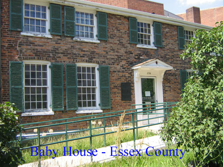 Baby House in Essex